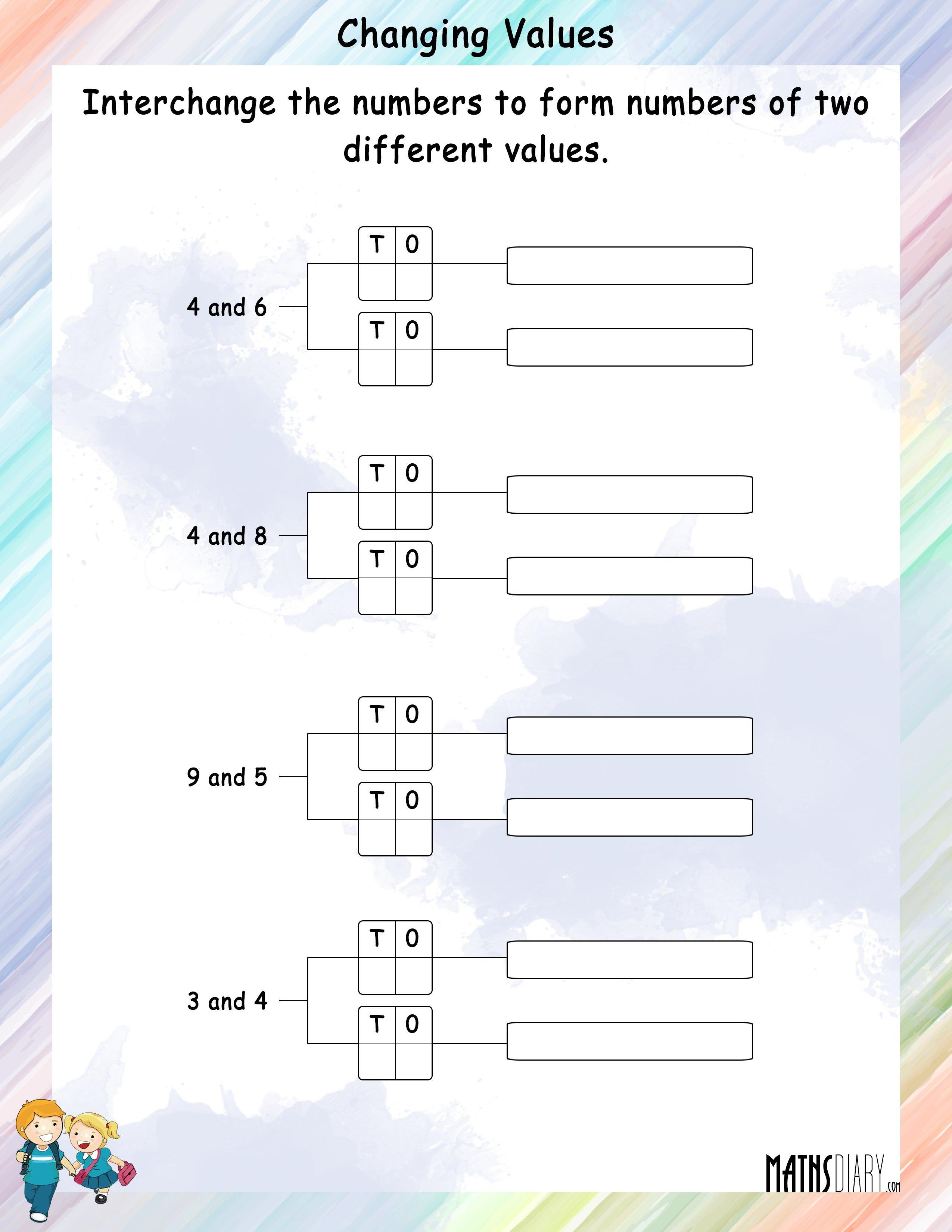 math worksheet : mental maths  grade 1 math worksheets  page 7 : Mental Math Worksheets Grade 7