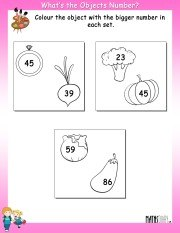 objects-number-worksheet-1