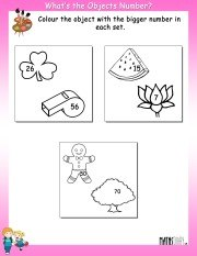 objects-number-worksheet-2