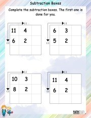 subtraction-boxes-worksheet-5