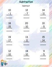 subtraction-worksheet-3
