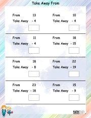 subtraction-worksheet-7