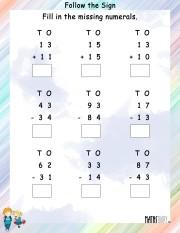 Addition-subtraction-worksheet-2