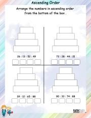Ascending-order-worksheet- 3