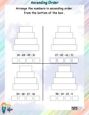 Ascending-order-worksheet- 7
