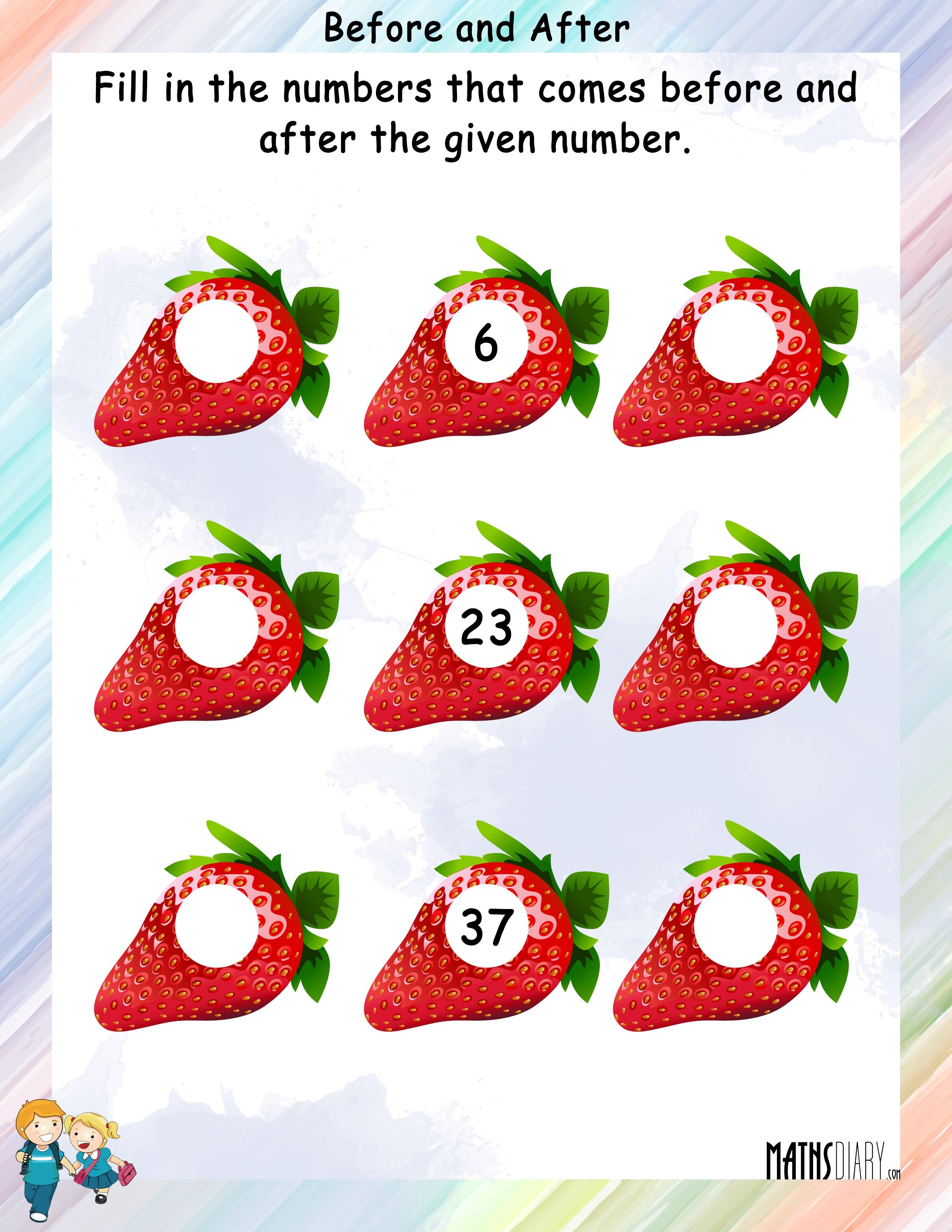 Numbers – Grade 1 Ma...