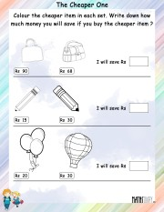 Color-the-cheaper-item-worksheet- 2
