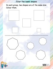Color-the-same-shapes-worksheet- 12