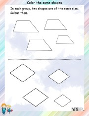 Color-the-same-shapes-worksheet- 4