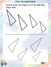 Color-the-same-shapes-worksheet- 5