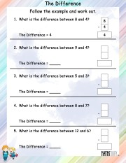 Find-the-difference-worksheet-2