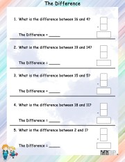 Find-the-difference-worksheet-4