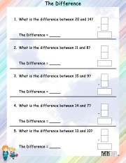Find-the-difference-worksheet-5