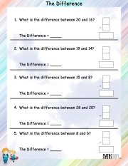 Find-the-difference-worksheet-8