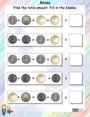 Find-the-total-amount-worksheet- 10