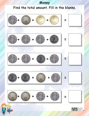 Find-the-total-amount-worksheet- 11