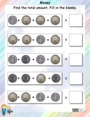 Find-the-total-amount-worksheet- 5