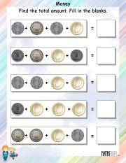 Find-the-total-amount-worksheet- 6