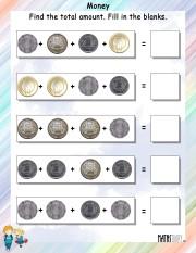 Find-the-total-amount-worksheet- 7