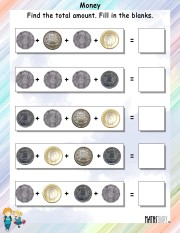 Find-the-total-amount-worksheet- 8