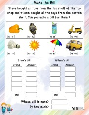 Make-a-bill-worksheet- 6