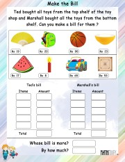 Make-a-bill-worksheet- 7