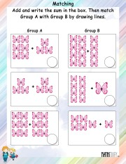 Matching-sets-worksheet-7