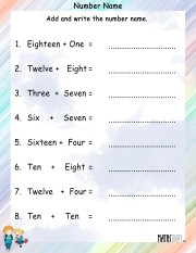 Number-name-worksheet-11
