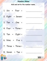 Number-name-worksheet-5