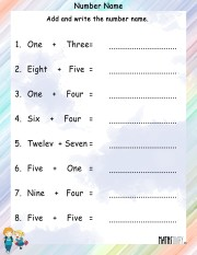 Number-name-worksheet-9