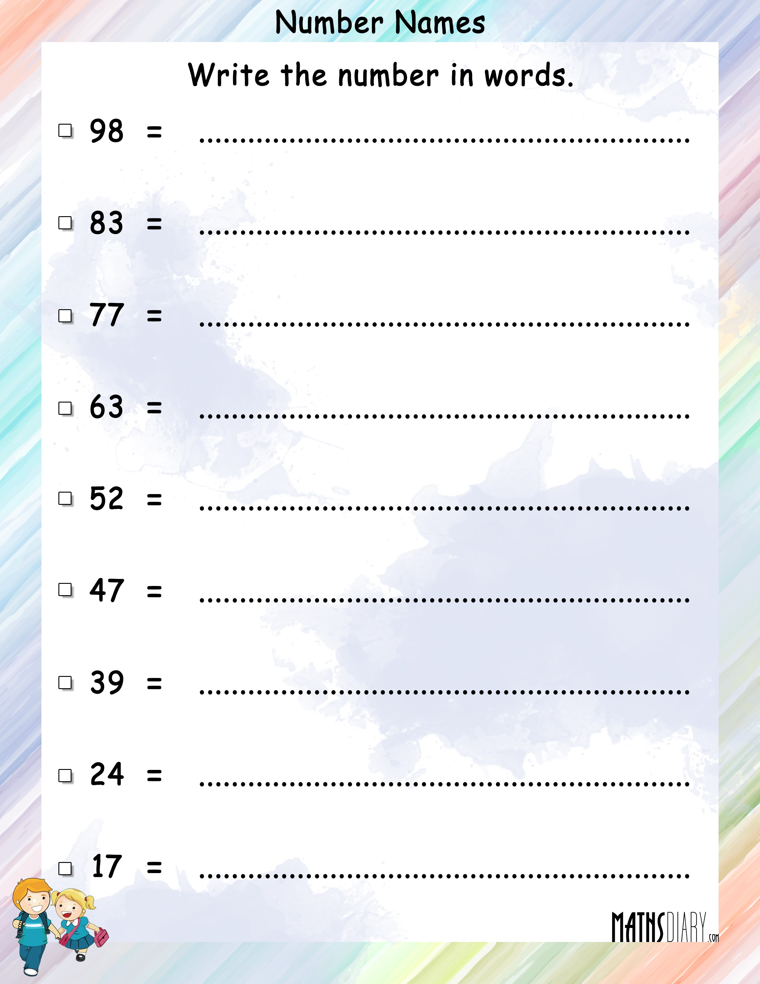 HD wallpapers maths worksheets missing numbers