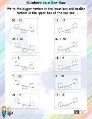 Numbers-on-a-see-saw-worksheet-12