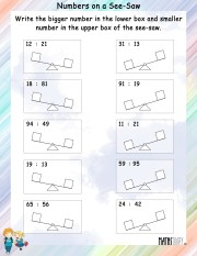 Numbers-on-a-see-saw-worksheet-3