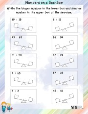 Numbers-on-a-see-saw-worksheet-4