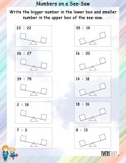Numbers-on-a-see-saw-worksheet-5