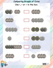 comparing-group-of-coins-worksheet- 11