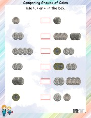 comparing-group-of-coins-worksheet- 12