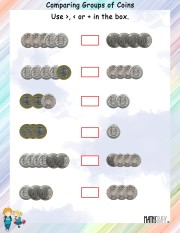 comparing-group-of-coins-worksheet- 4