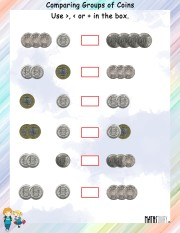 comparing-group-of-coins-worksheet- 6