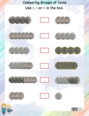 comparing-group-of-coins-worksheet- 8