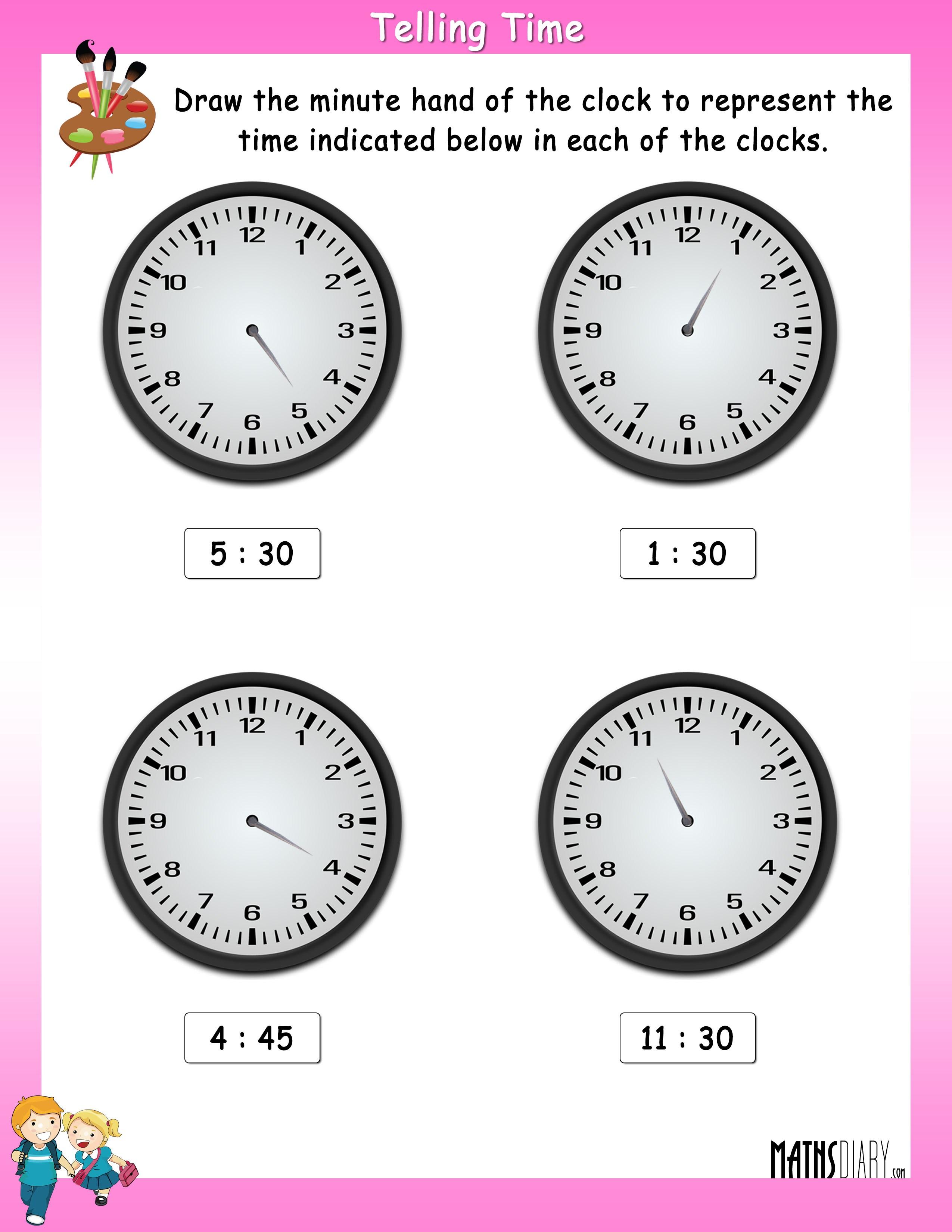 math worksheet : time  grade 2 math worksheets : Grade 5 Time Worksheet